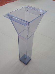 Entonnoir PVC