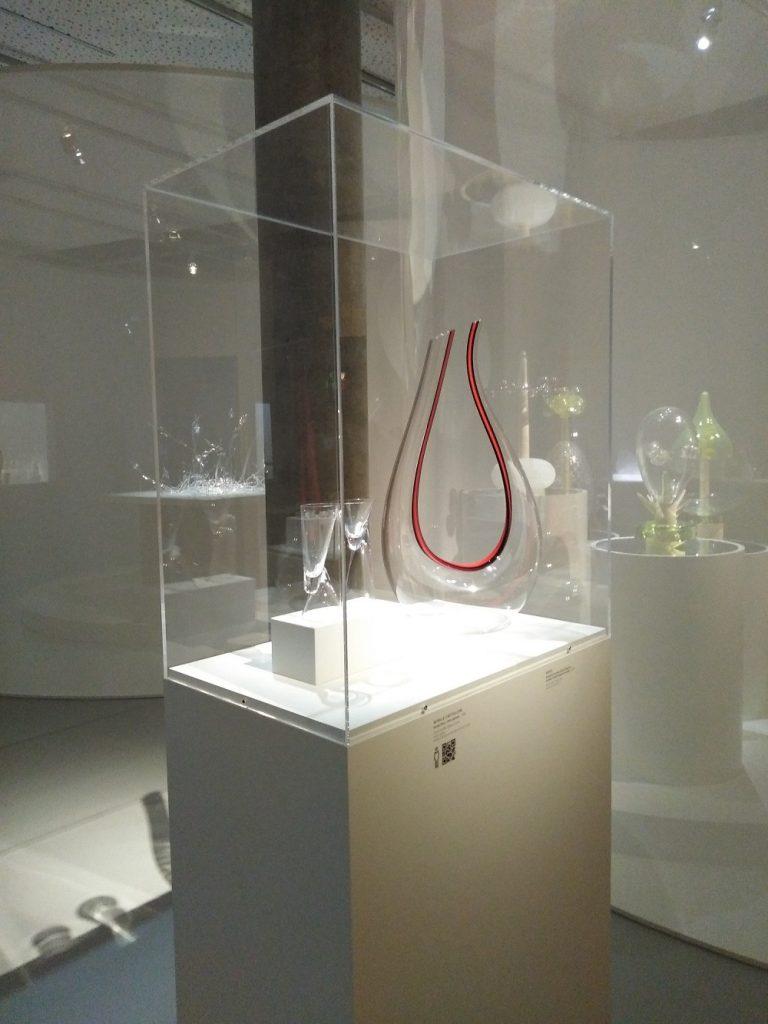 Vitrine musée 1